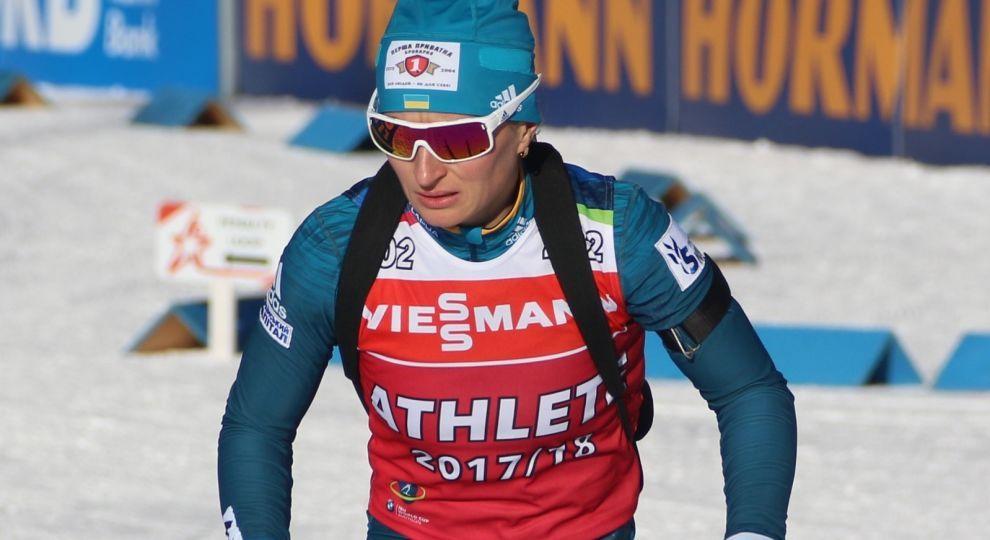 """Віта Семеренко виграла """"бронзу"""" на старті третього етапу Кубка світу"""