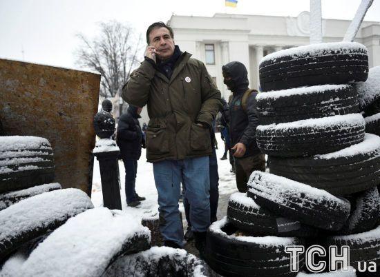 Прокуратура проситиме для Саакашвілі домашній арешт - Шкіряк