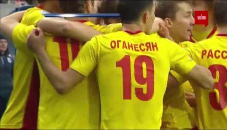 Черноморец - Зирка - 1:1. Видео гола Чичикова