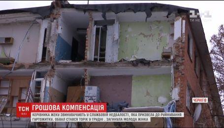 Прокуратура и жители разрушенного год назад общежития обвиняют в обвале руководителя ЖЭКа