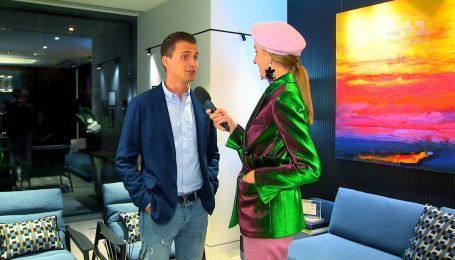 Олександр Скічко розповів про медовий місяць і нову квартиру