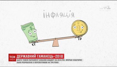 Падіння гривні та зростання цін: чого очікувати від держбюджету на 2018-й рік