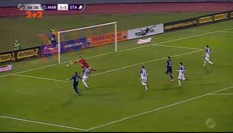 Мариуполь - Cталь - 4:2. Видео матча