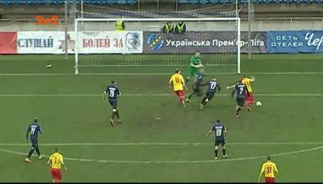 Черноморец - Зирка - 3:3. Видео-анализ матча