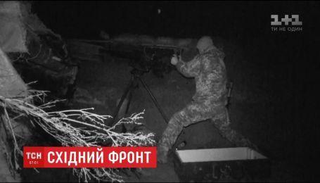 Фронтові зведення: п'ятеро військових отримали травми на Сході