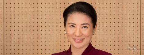 В скромном наряде и жемчужных серьгах: новый образ японской принцессы Масако