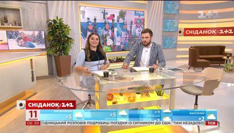Украинские биатлонистки завоевали серебро эстафеты на этапе Кубка мира