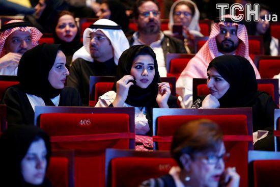 У Саудівській Аравії офіційно дозволили відкрити кінотеатри