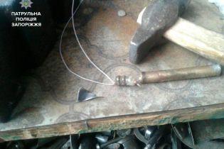 В Запорожье в многоэтажке взорвался неизвестный предмет
