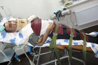 Дорога реабілітація потрібна Геннадію після отримання численних травм в аварії