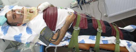 Дорогая реабилитация нужна Геннадию после получения многочисленных травм в аварии