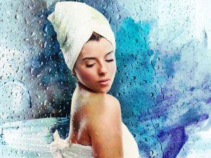 Утро добрым бывает: контрастный душ