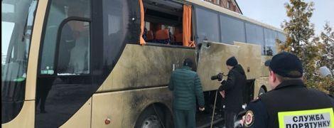 Польский автобус под Львовом обстреляли из гранатомета - СМИ