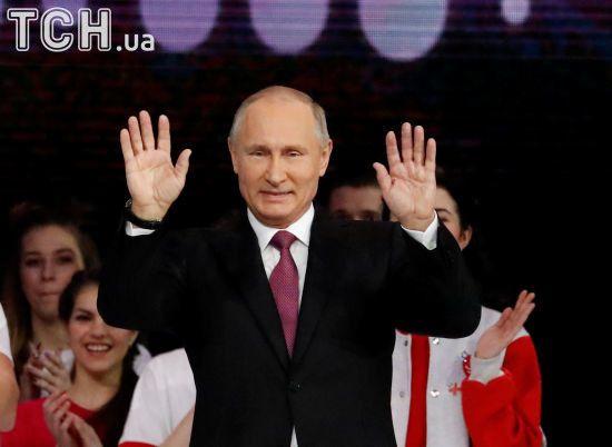 Путін в Сирії оголосив наказ про виведення російських військ