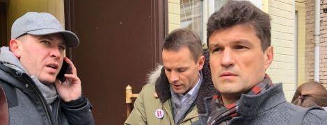Тимошенко їде на суд щодо Саакашвілі. 12 нардепів готові взяти політика на поруки