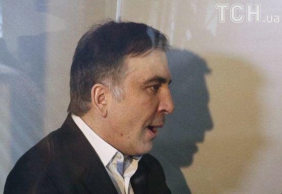 ГПУ оскаржила відмову Печерського суду відправити Саакашвілі під арешт