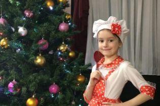 Негайної операції на мозку потребує 7-річна Оленка Буряк