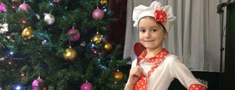 В немедленной операции на мозге нуждается 7-летняя Лена Буряк