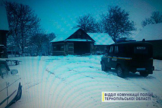 На Тернопільщині нетверезий чоловік викрав у комунальників трактор, щоб розчистити дорогу в селі