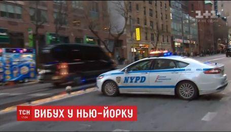 У центрі Нью-Йорка в годину пік прогримів вибух у підземному переході