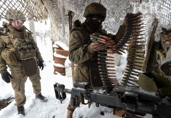 У Росії заявили про понад 200 кримінальних справ проти українських військових через події на Донбасі