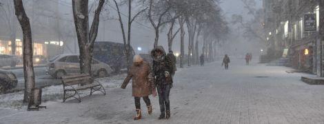 Хуртовини та сильні вітри. Синоптики попередили про суттєве погіршення погоди