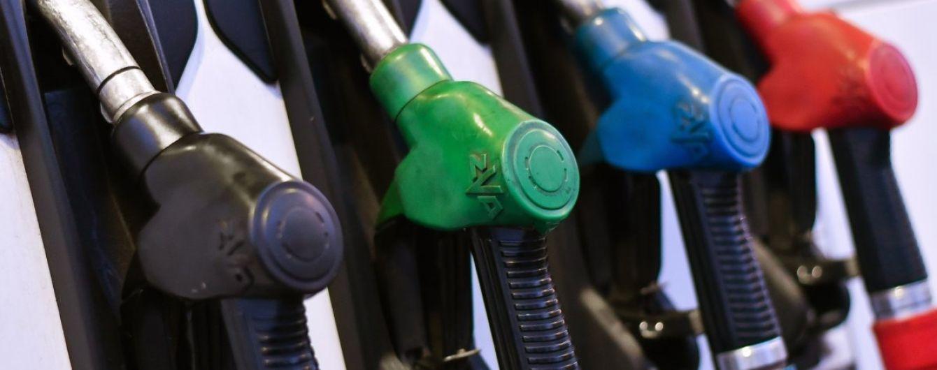 В Украине запретили продажу бензина и дизтоплива класса Евро-4 и перешли на новый стандарт