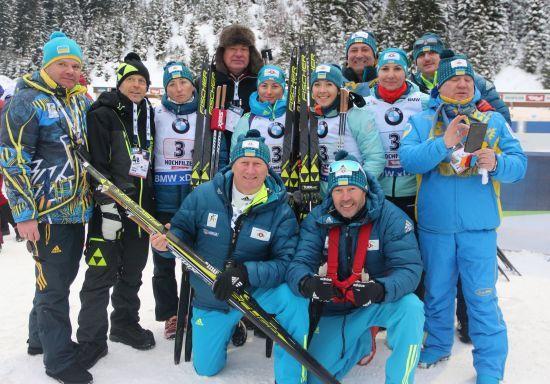 Збірна України з біатлону оголосила склад на Олімпійські ігри-2018