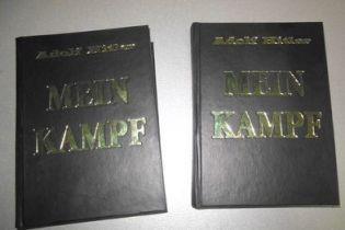 """На російському кордоні затримано українця, у якого була книжка Гітлера """"Майн Кампф"""""""