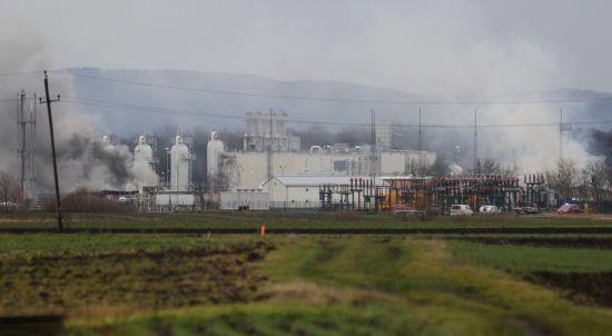 Вибух на газопроводі в Австрії призвів до надзвичайного стану в Італії