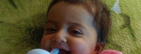 Допоможіть крихітній Катрусі отримати нову печінку