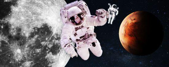 Місячна місія з прицілом на Марс. Як США захоплюють космос