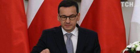 Новий прем'єр Польщі виступив за поглиблення відносин з Україною