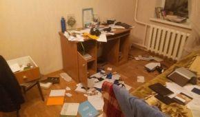 У Києві пограбували оселю волонтерки і очільниці Центру підтримки аеророзвідки