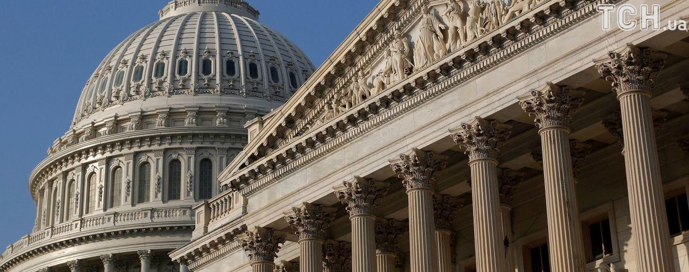 В США палата представителей Конгресса приняла новый временный бюджет
