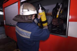 В Одесі палали склади залізничної станції: є загиблий