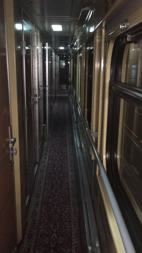 вагон Відень - Київ