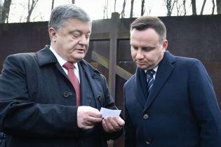 """Президент Польщі підтримав введення на Донбас """"блакитних шоломів"""" ООН і пообіцяв голос """"за"""" у Радбезі"""
