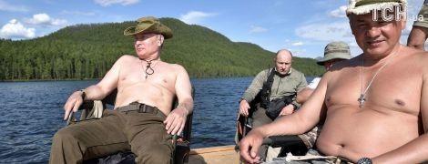 """Путин снимался в картинах """"Ленфильма"""""""