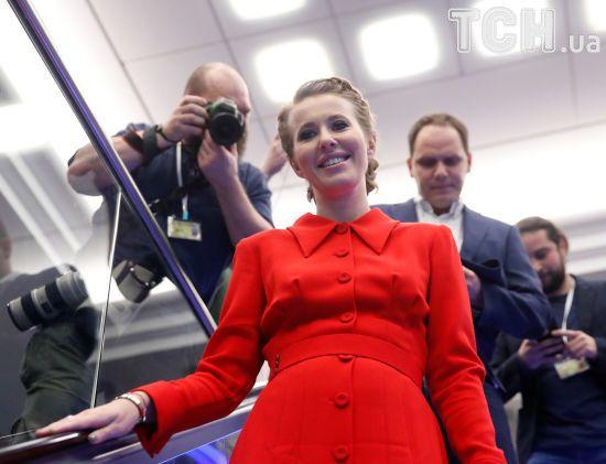 Собчак запропонувала Навальному стати її довіреною особою на виборах президента РФ