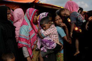 Мьянма заявила о возвращении из Бангладеш первой семьи беженцев рохинджа