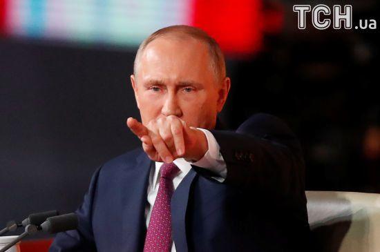 Немає жодного бажання виконувати Мінські угоди - Путін