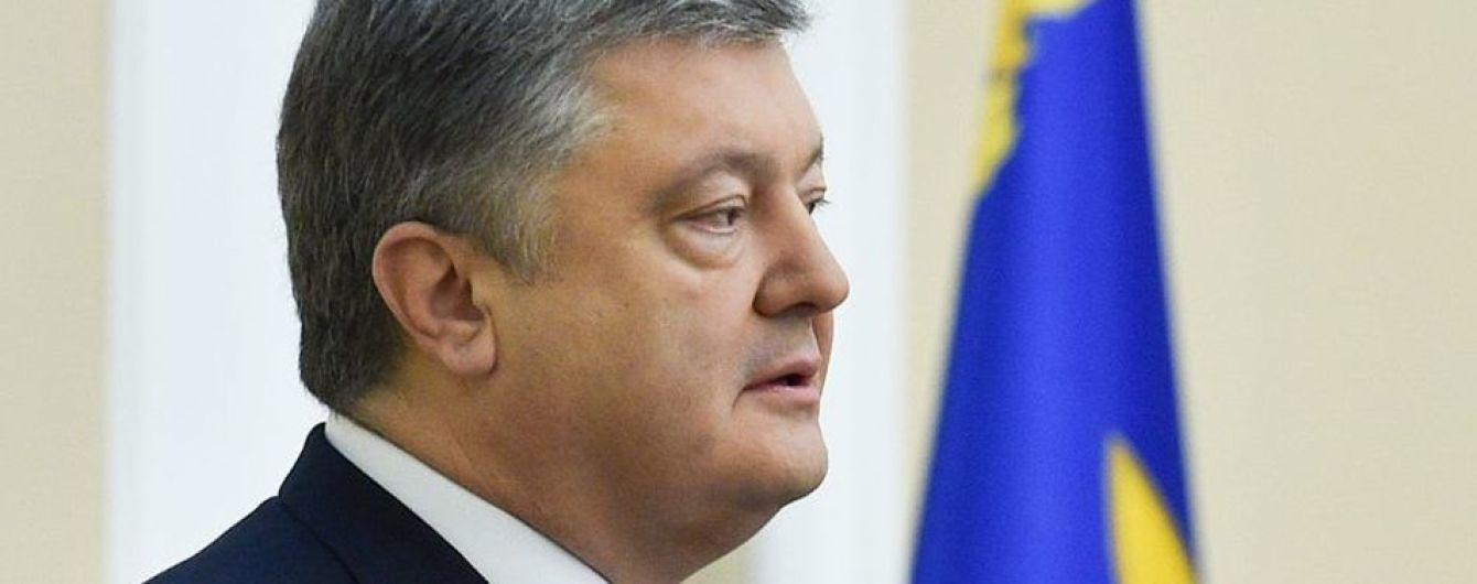 Настоящий стратегический партнер Украины. Порошенко поздравил США с Днем Независимости