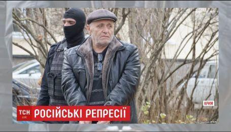Наслідки репресій: до реанімації потрапив 65-річний Бекір Дегерменджі