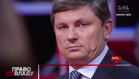 Герасимов: Примирение возможно, но не с преступниками
