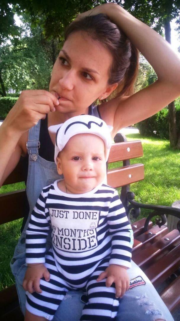 У Кременчуці з лікарні зникли жінка і однорічна дитина