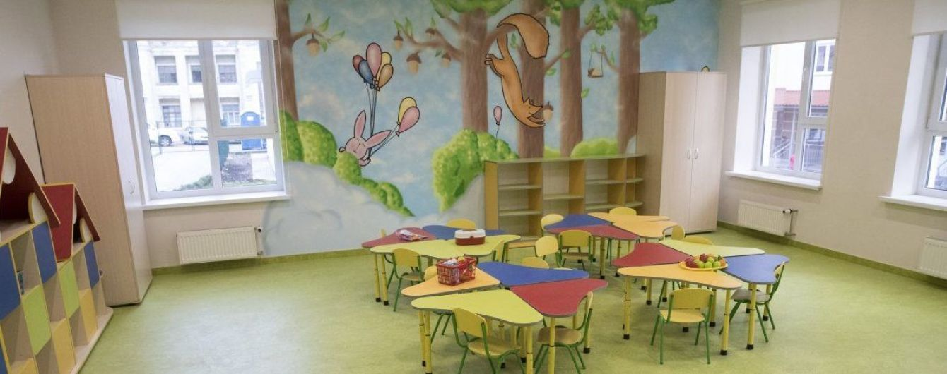 У дитсадках створять 35 тисяч додаткових місць. Інфографіка