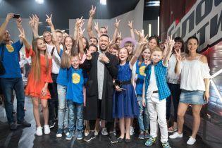 """Яким буде грандіозний фінал """"Голосу.Діти-4"""": прем'єра пісні від MONATIK та виступ Тіни Кароль"""
