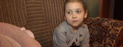 Допомоги потребує маленька Іванка з Рівненщини