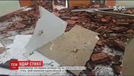 Остров Ява всколыхнуло землетрясение, есть погибшие